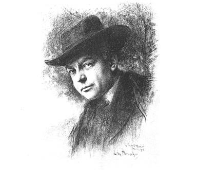 Portrait de Hansi, également nommé Jean Jacques Waltz